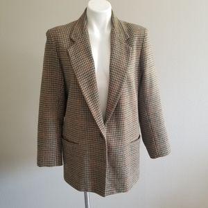 Dumas   Vintage Womens Wool Blazer